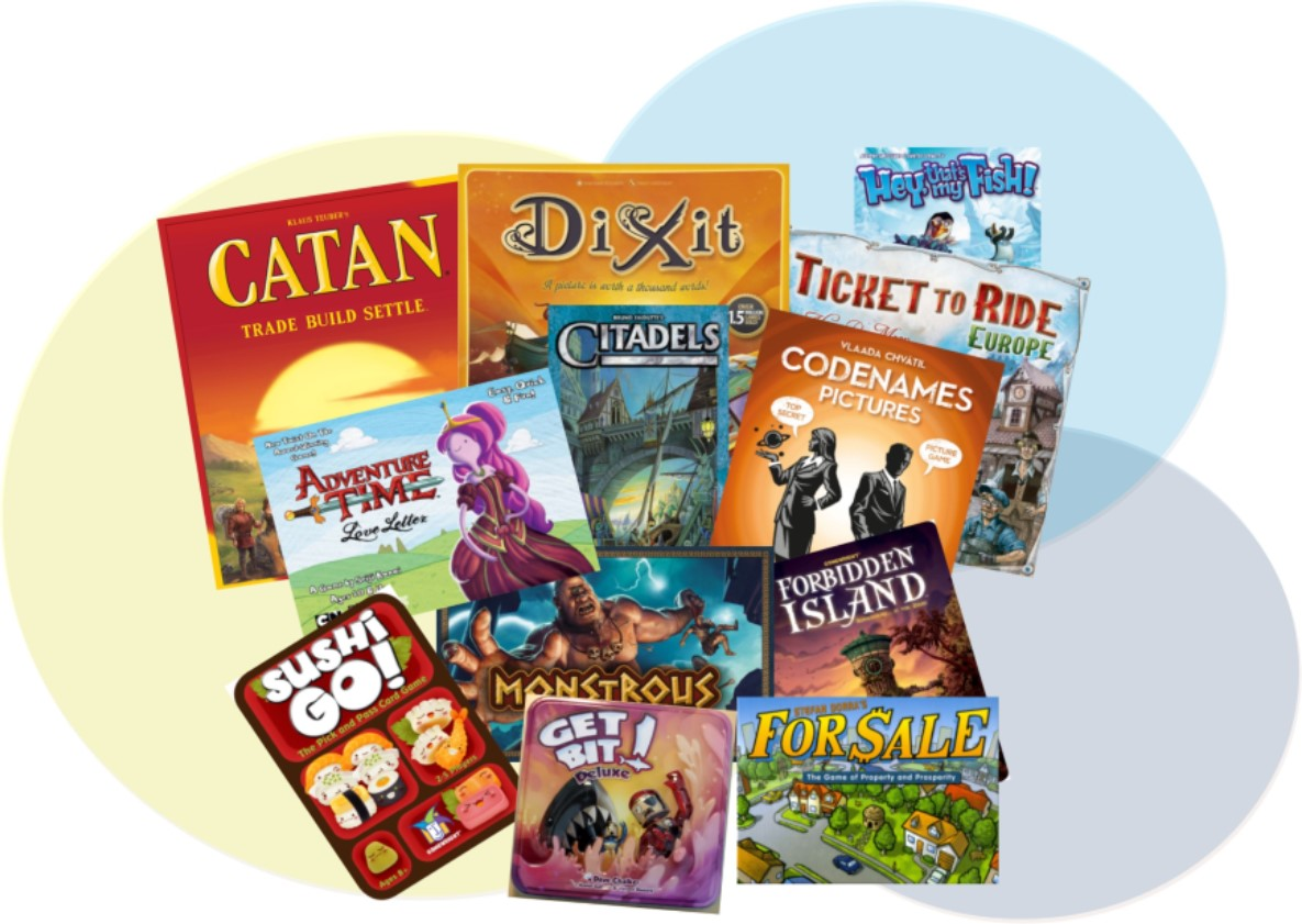 Board Games at the Library