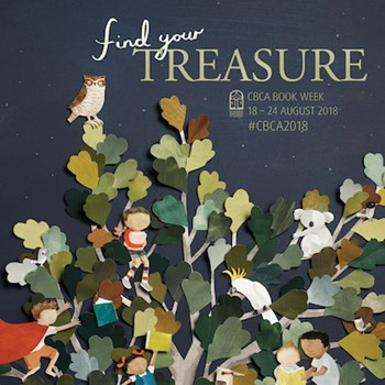 Children's Book Week 2018 - Find your treasure