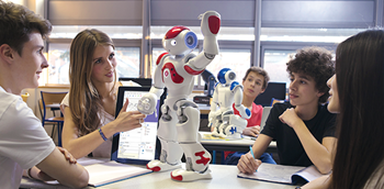 Meet NAO The Robot - An after school activity