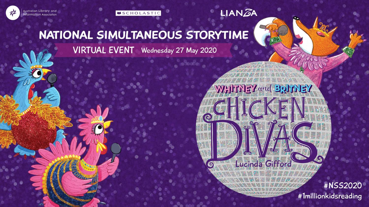 National Simultaneous Storytime 2020