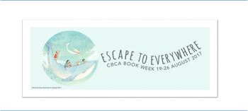 Children's Book Week  - 'Escape to Everywhere'
