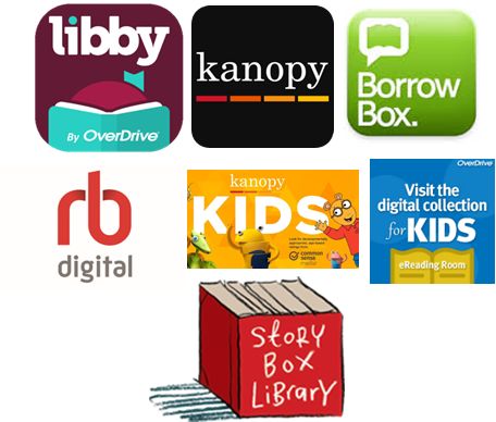 eServices available in your Library