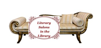 Literary Salon in the Library with Michael Trant