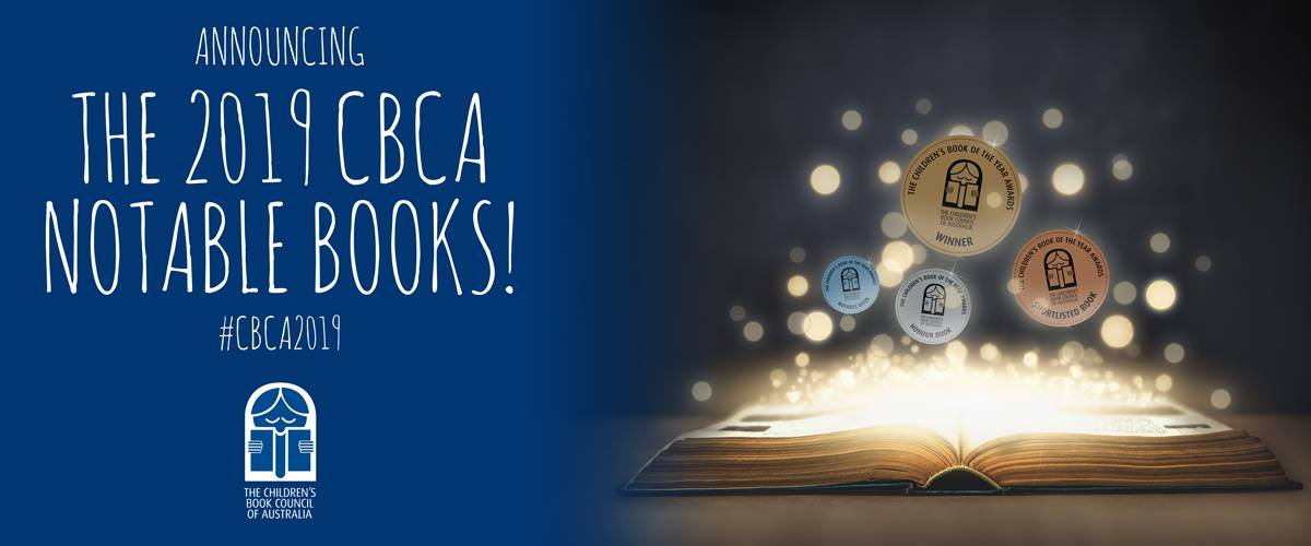 CBCA 2019 Notable Books announced