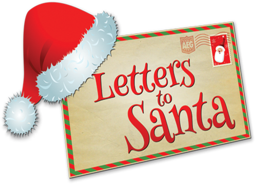 It's Time To Write to Santa....