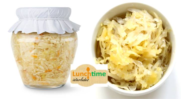 Library Lunchtime Interlude - It's time to make Sauerkraut!