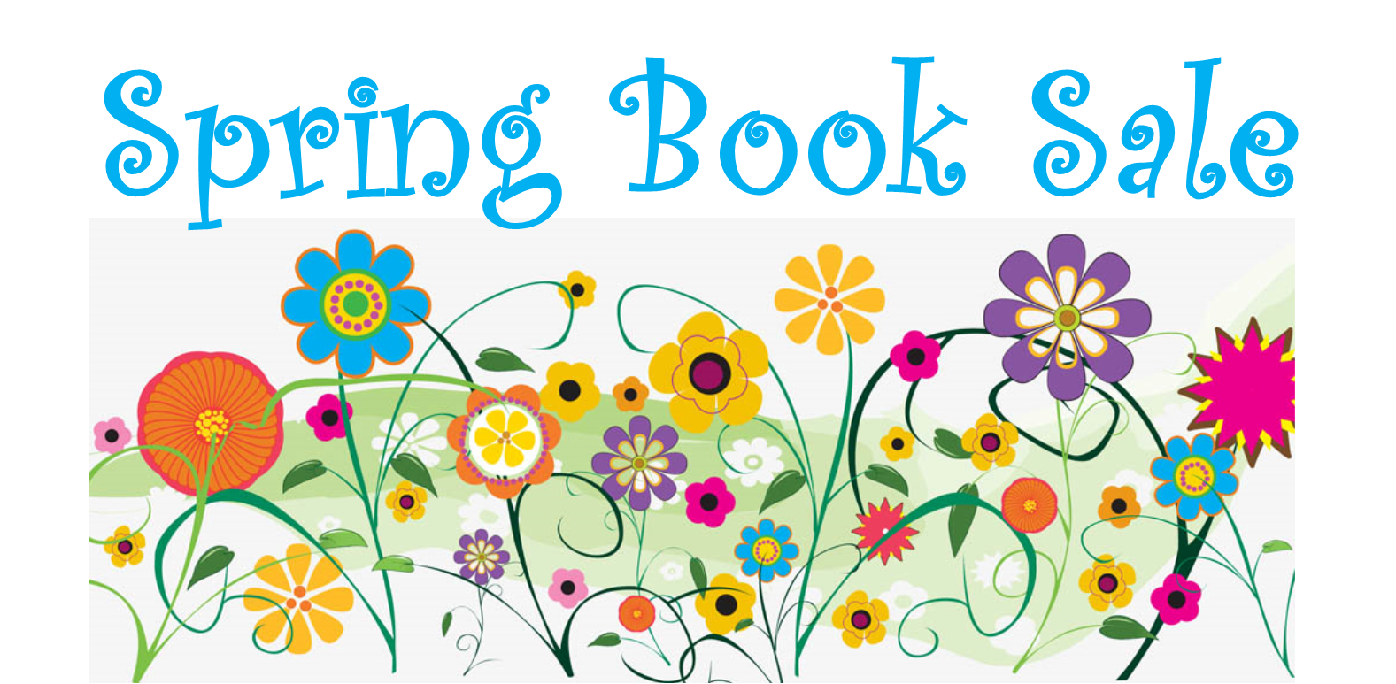 Spring Books Sale