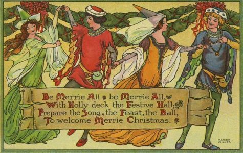 A Medieval Christmas at Bassendean Library